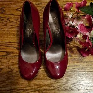 Jessica Simpson High Heels Ladies Shoe
